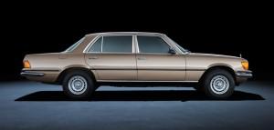 Mercedes-Benz S-Class </br>series 116 (1972 – 1980)