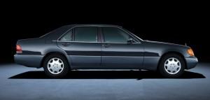 Mercedes-Benz S-Class </br>series 140 (1991 – 1998)