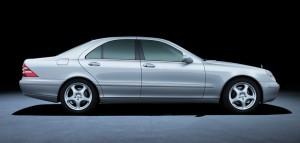 Mercedes-Benz S-Class </br>series 220 (1998 – 2005)