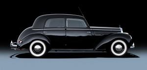 Mercedes-Benz 220 W 187 </br>(1951 – 1954)