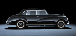 Mercedes-Benz 300 W 186 and </br>W 189 (1951 – 1962)