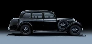Mercedes-Benz 320 W 142 </br>(1937 – 1942)
