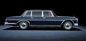 Mercedes-Benz 600 W 100 </br>(1963 – 1981)