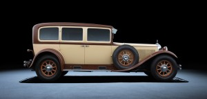 Mercedes-Benz Nürburg W 08 </br>(1928 – 1939)