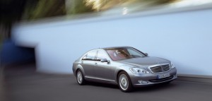 The S-Class and its predecessors </br>in the international press