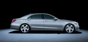 Mercedes-Benz S-Class <br>series 222 (from 2013)